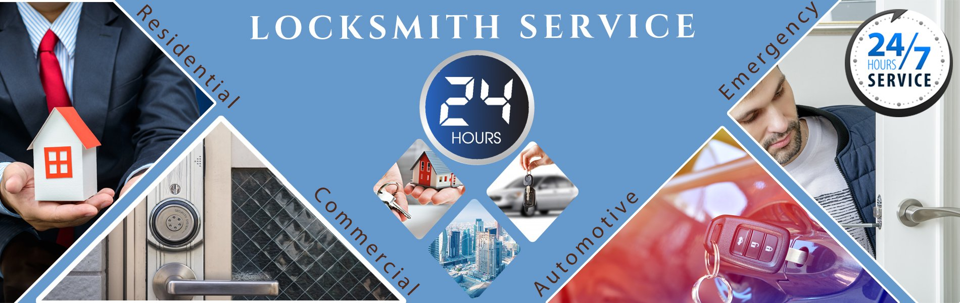 State Locksmith Services Bell, CA 323-741-3394